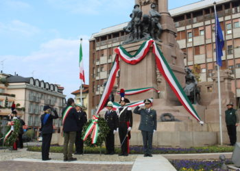Festa dell'Unità nazionale e Forze Armate 4 Novembre Gallarate (1)