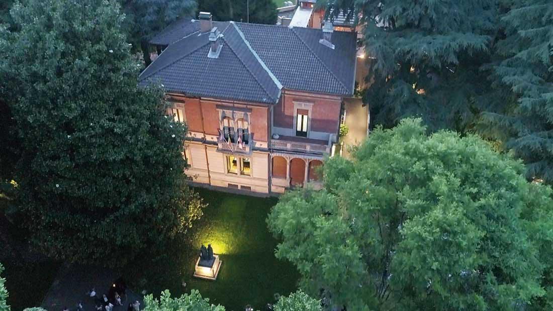 villa Juker