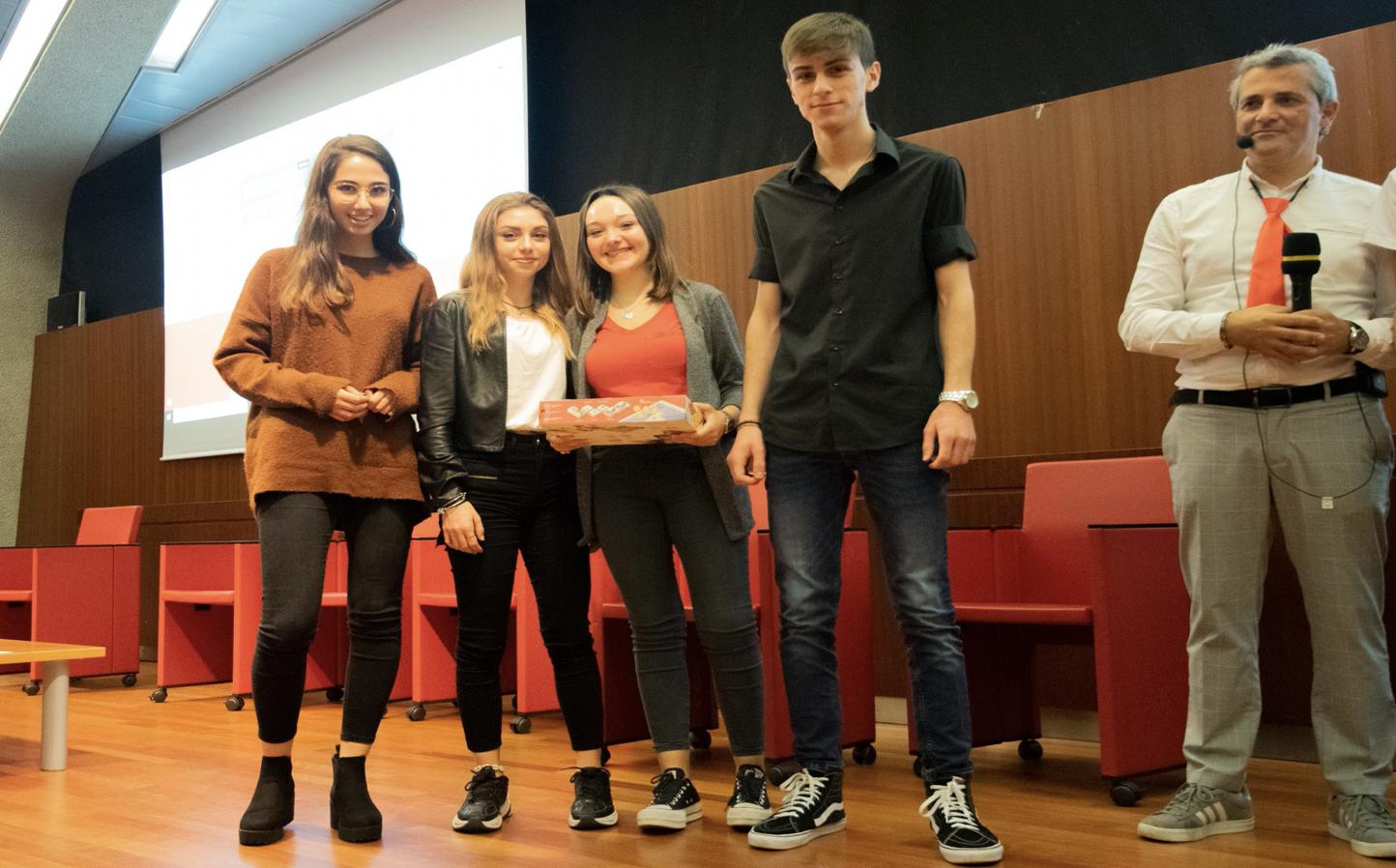 Hackathon Istituto Falcone Gallarate