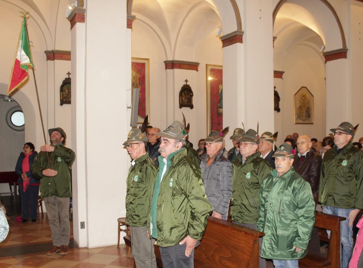Messa con gli Alpini di Rho (4)