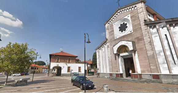 piazza lombardia Busto Garolfo