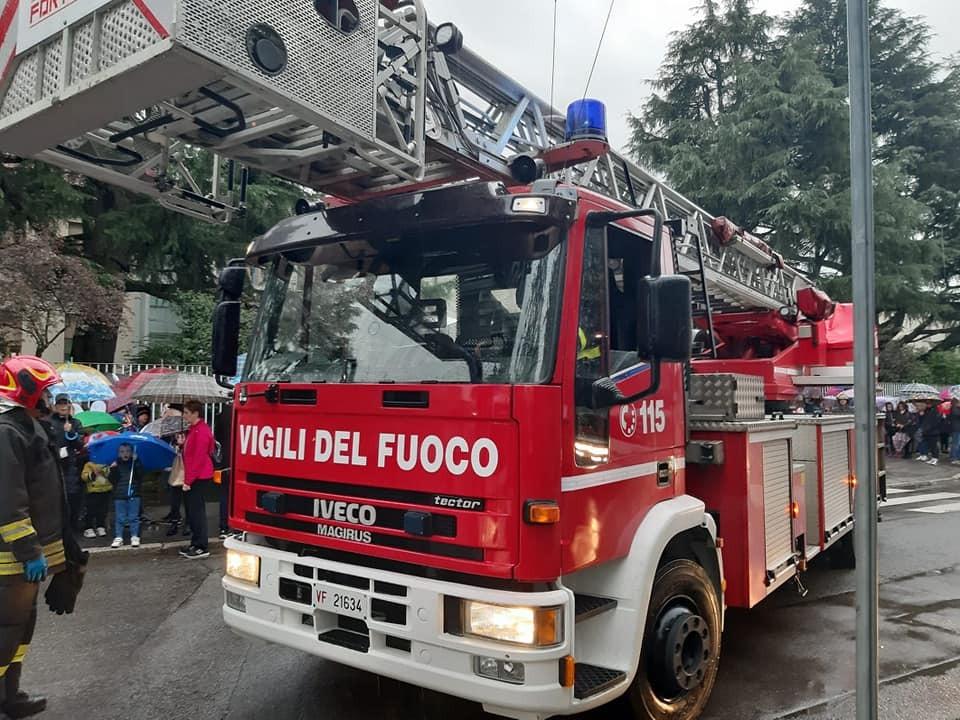 Maltempo, danni alla scuola di via Roma a Nerviano - Sempione News
