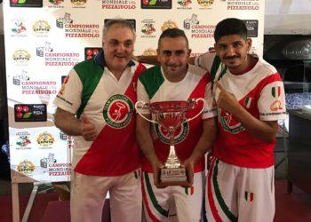 Team Tricolore Pizzaioli Acrobatici