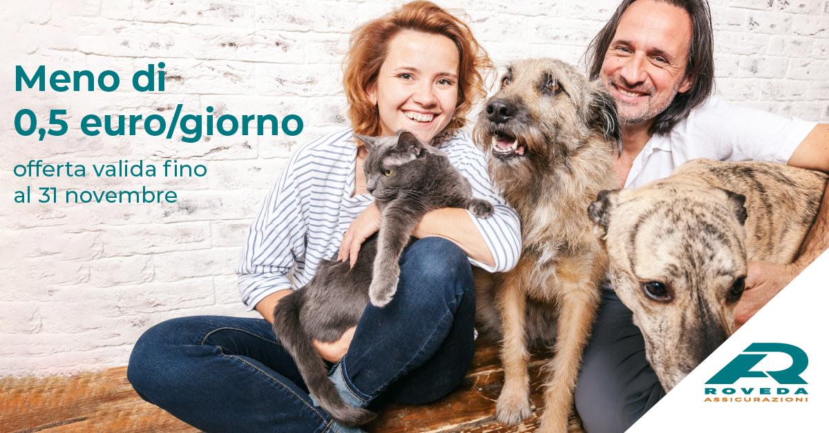 Roveda Assicurazioni assicurazione animali domestici