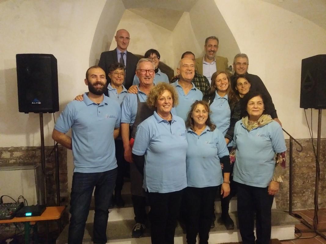 VoloDay, un successo per i volontari dell'Hospice di Abbiategrasso - Sempione News