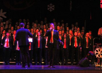 Coro Diverrtimento Vocale Teatro Condominio Gallarate (2)