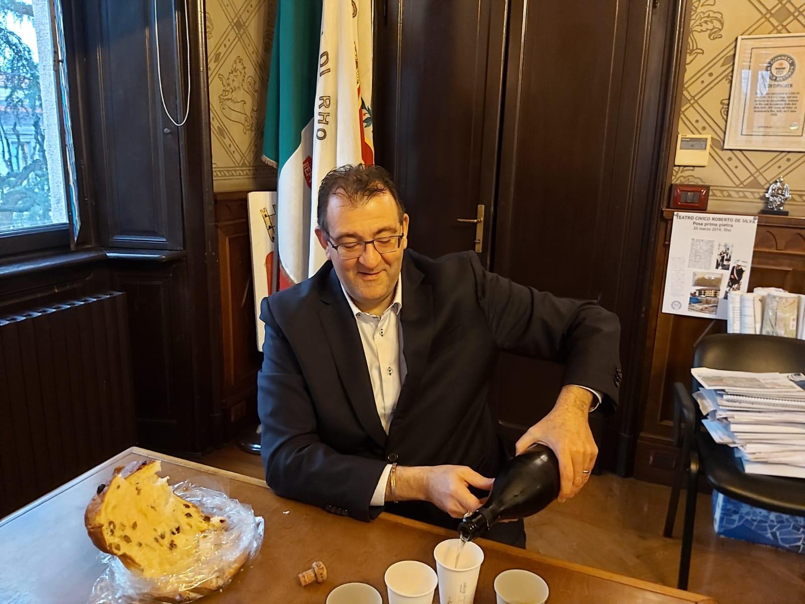 Scambio auguri sindaco di Rho (5)