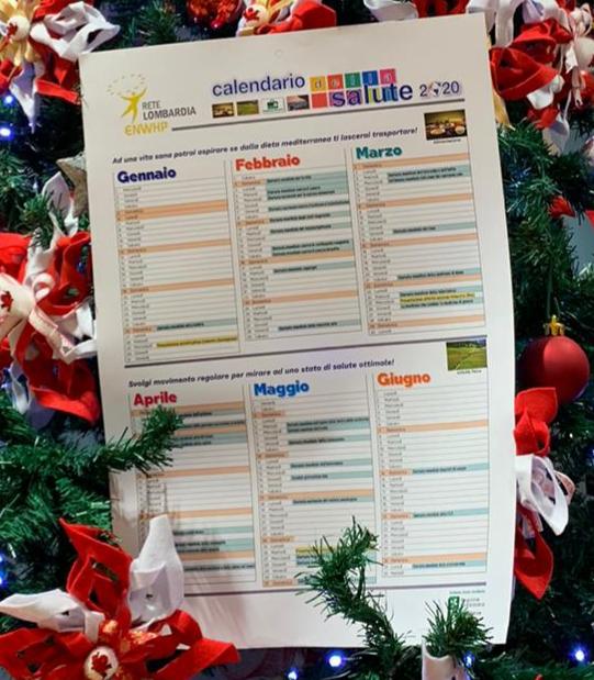 L Asst Rhodense Promuove Il Calendario Della Salute Sempione News