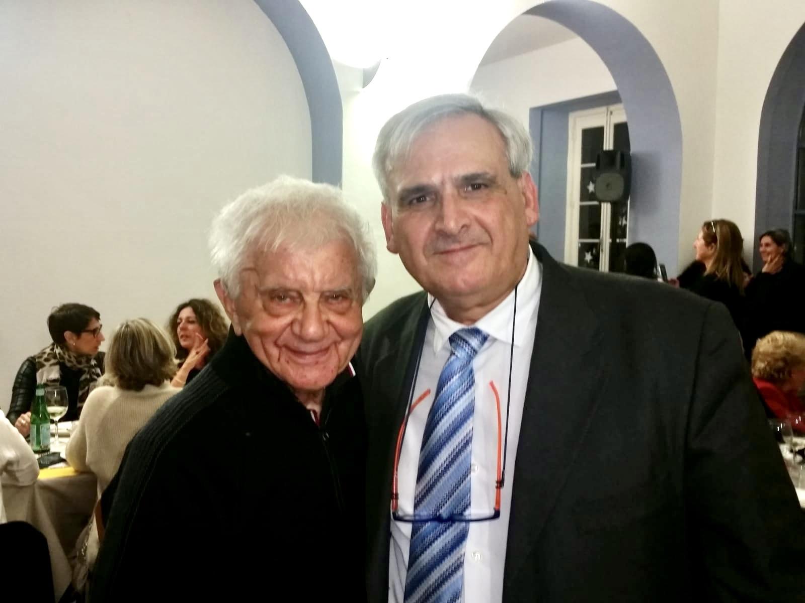 Don Mazzi Istituto Falcone Gallarate Settimana della SIcurezza