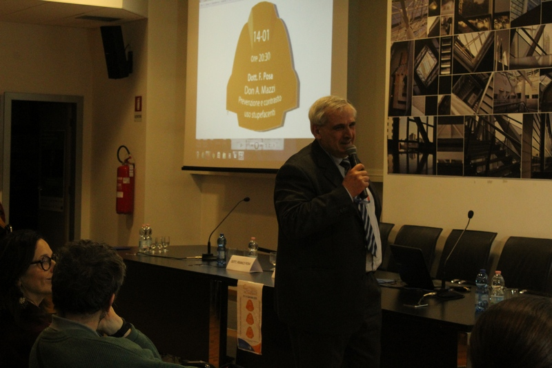 Don Mazzi Settimana della Sicurezza Istituto Falcone Gallarate (3)