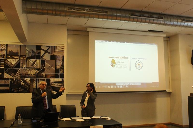 Settimana della Sicurezza Istituto Falcone logo Polo Formatore Certificatore (3)