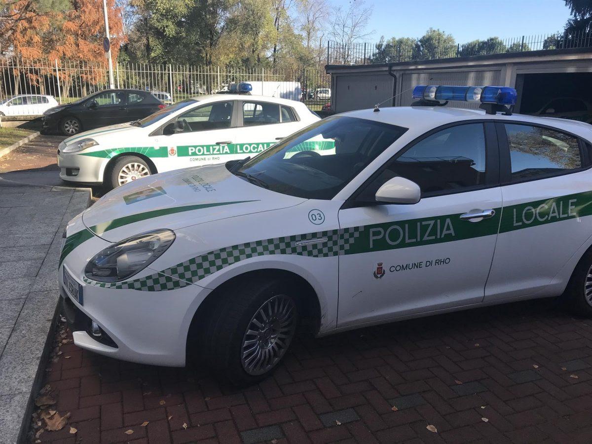 polizia locale rho