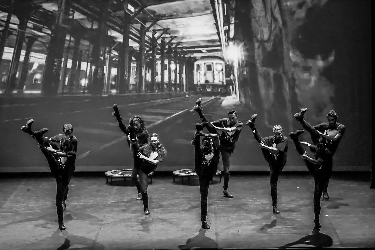 Dancing in New York Teatro Condominio Gallarate Sergio Banfi (7)