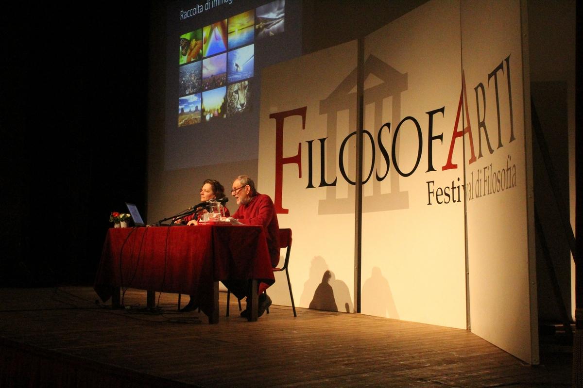Filosofarti 2020 Umberto Curi Teatro delle Arti Gallarate (5)