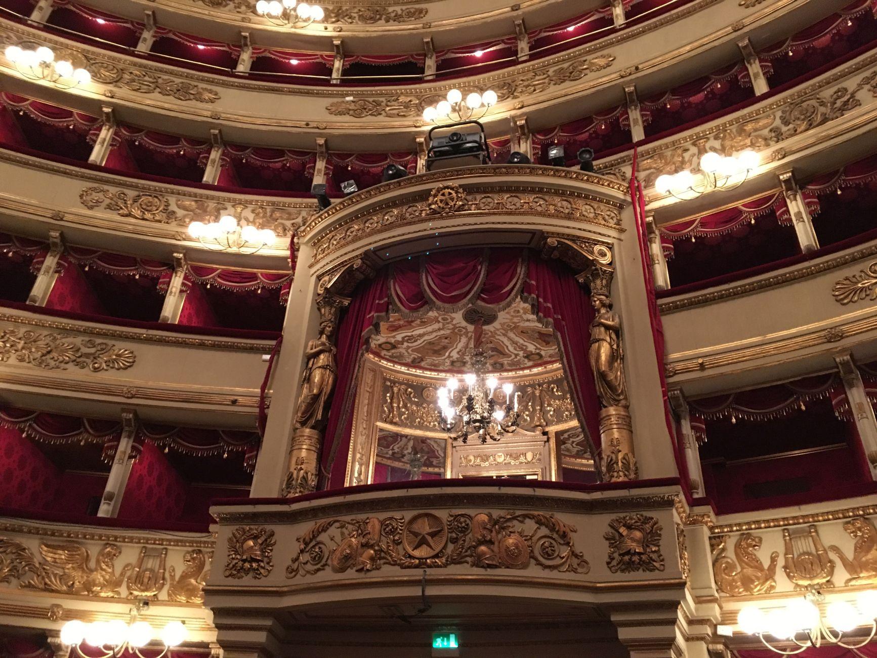 Maestro Romano Pucci- Teatro alla Scala Milano(2)