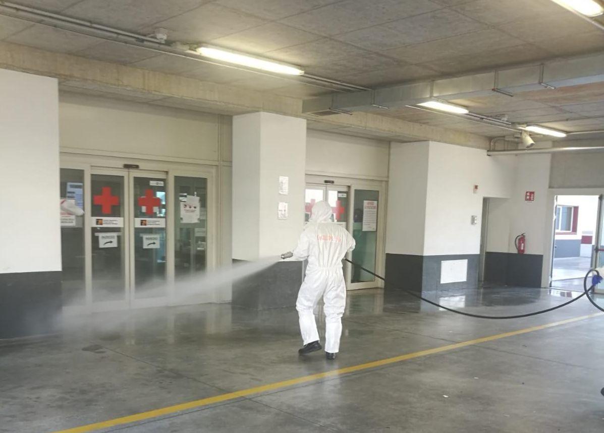 Sanificati Gli Ambienti All Ospedale Di Rho E Garbagnate Sempione News