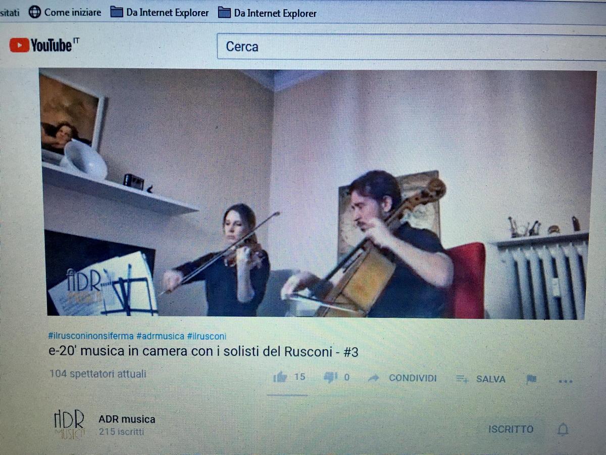Maestro Dessy Is Rusconi