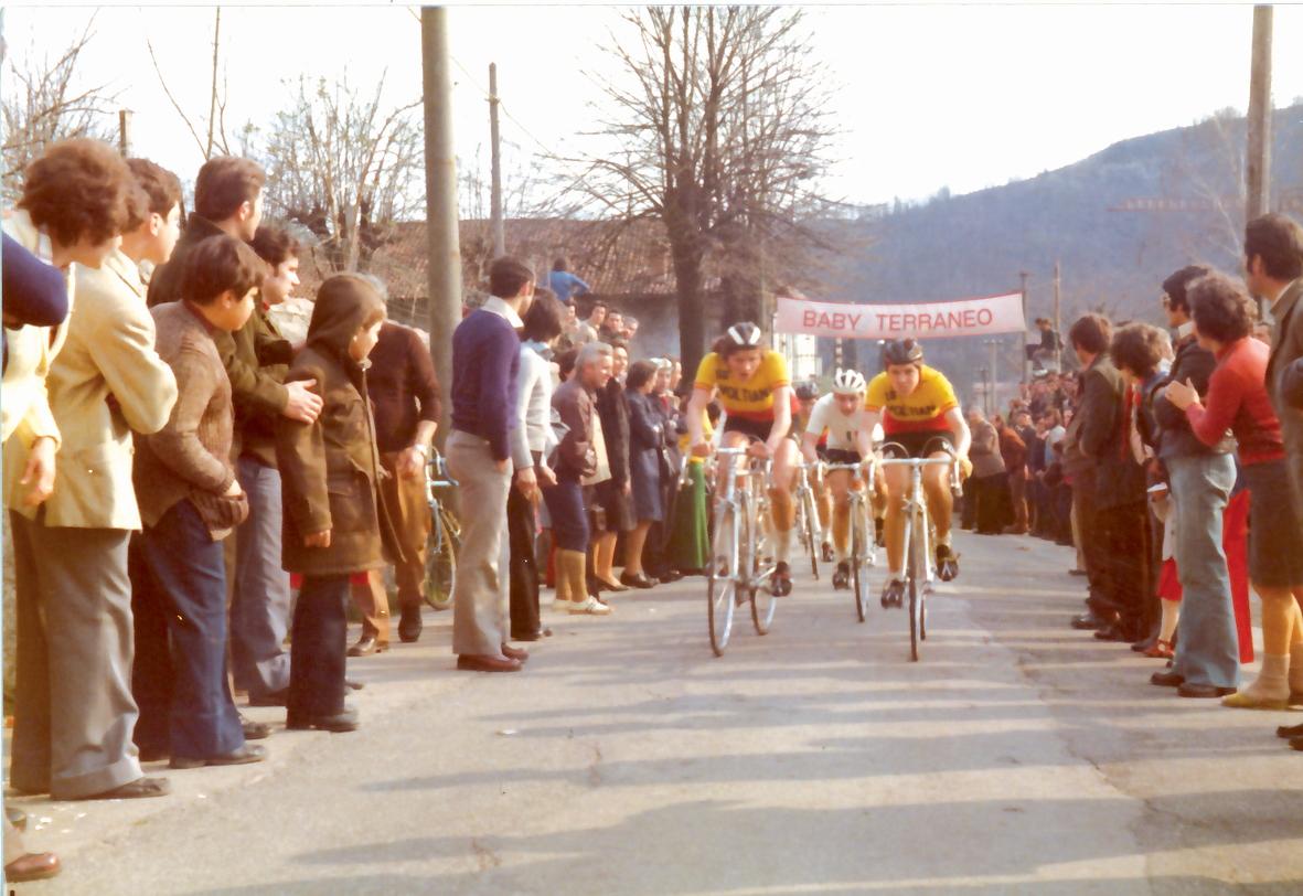 Trofeo Alfredo Binda 1974 - a sx Patrizia Cassani - a dx Giuseppina Micheloni