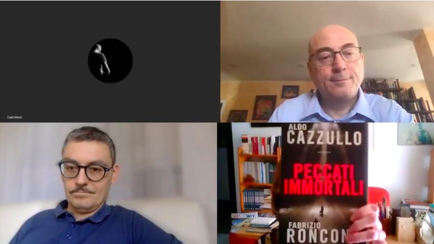 Filosofarti, Aldo Cazzullo dialoga su Peccati immortali