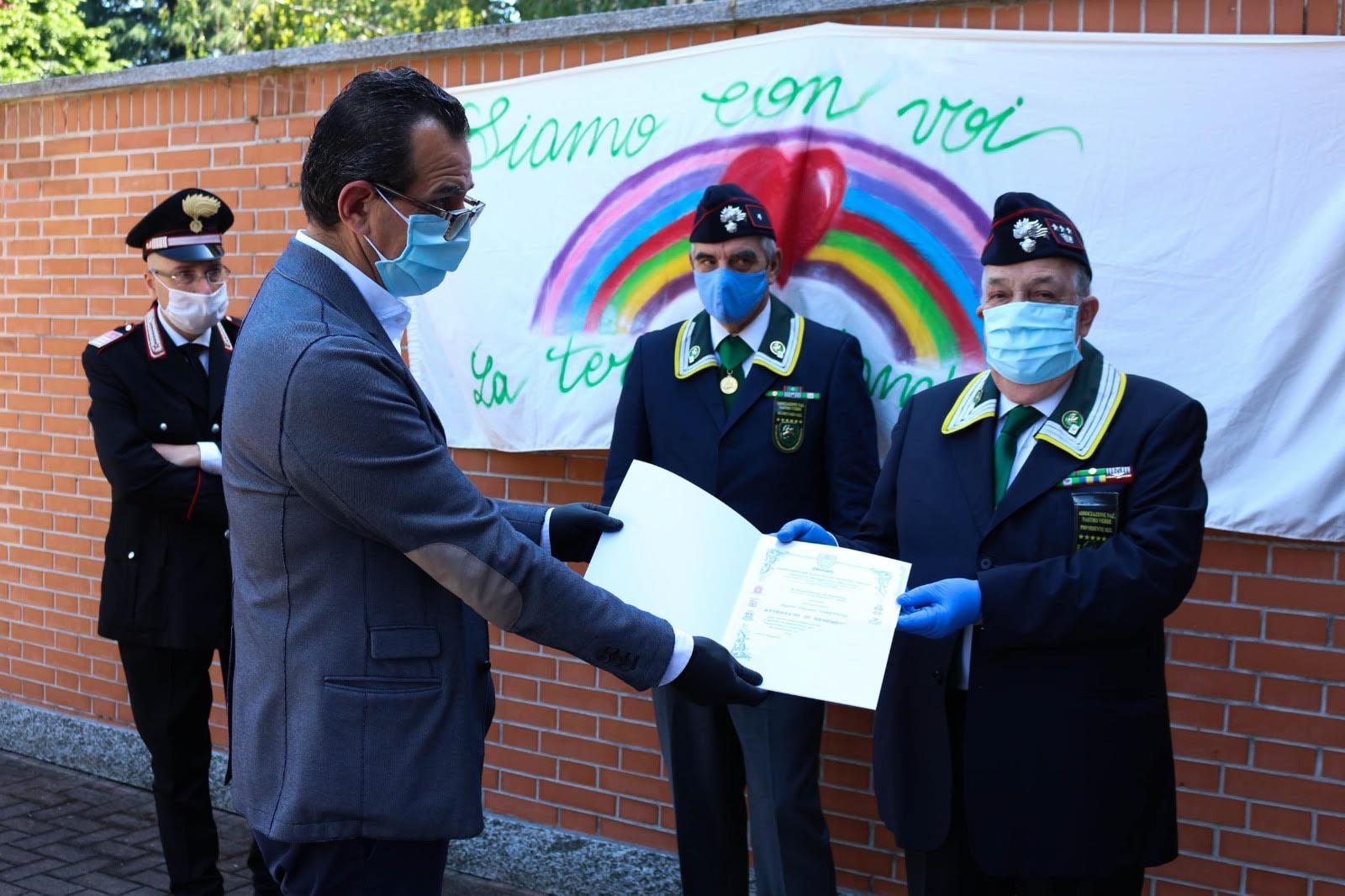 Associazione Nastro Verde Cottolengo Cerro Maggiore