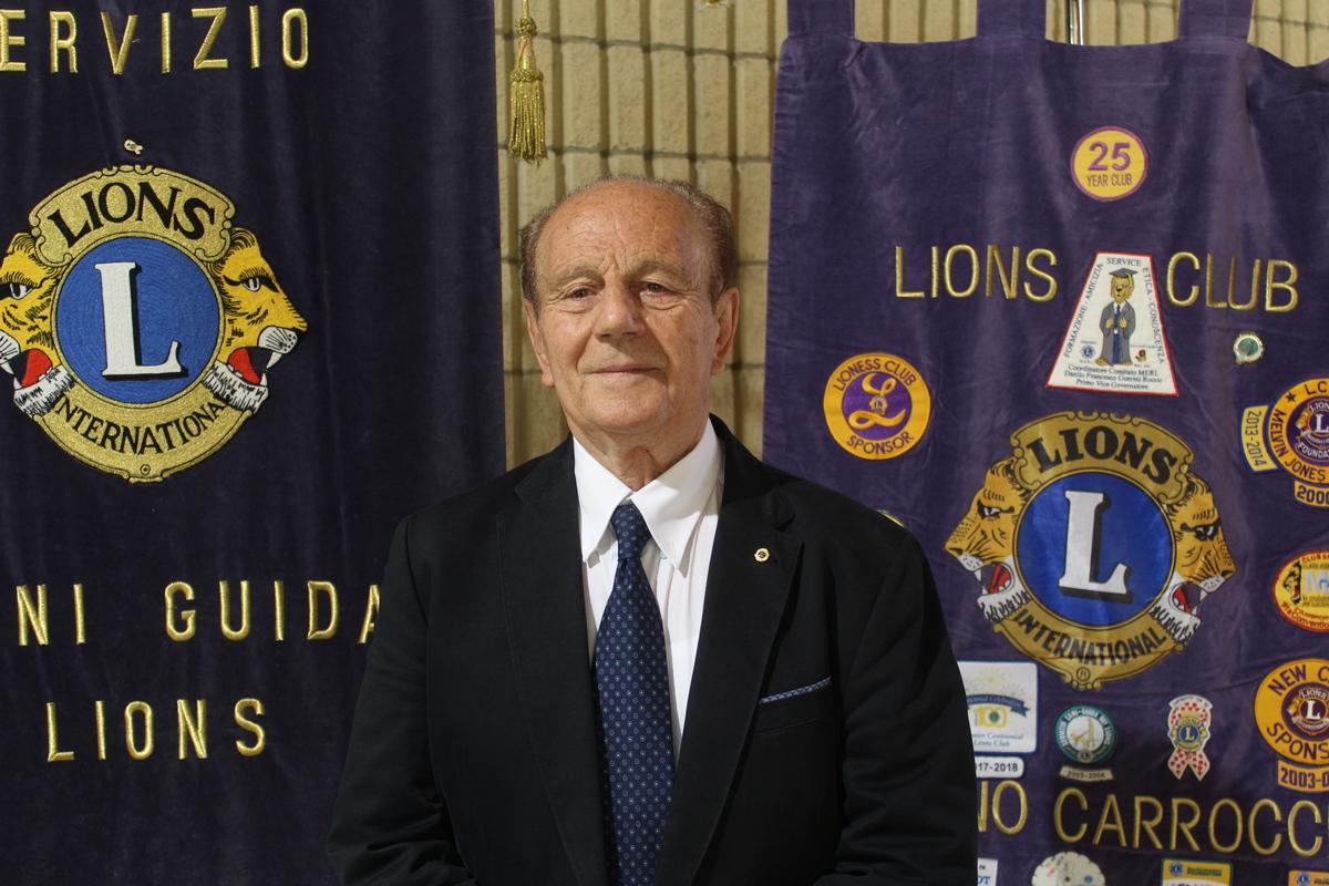 cani guida lions club legnano carroccio centro Limbiate (1)