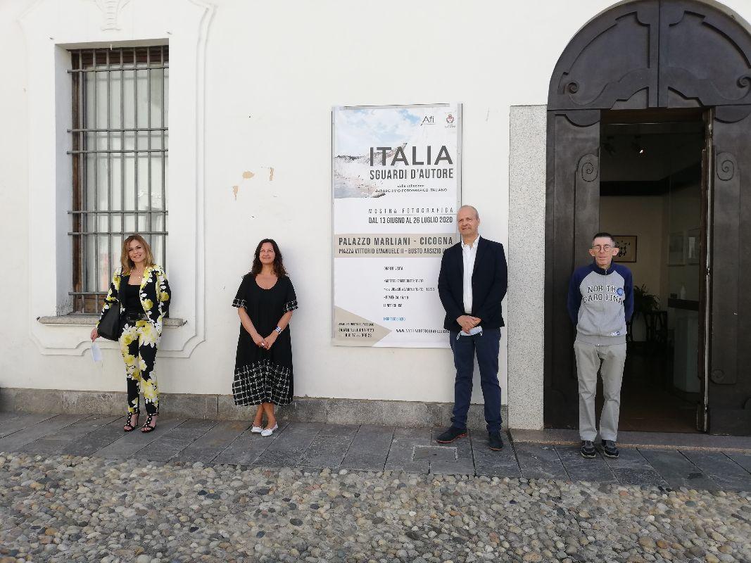 ITALIA, Sguardi d'Autore