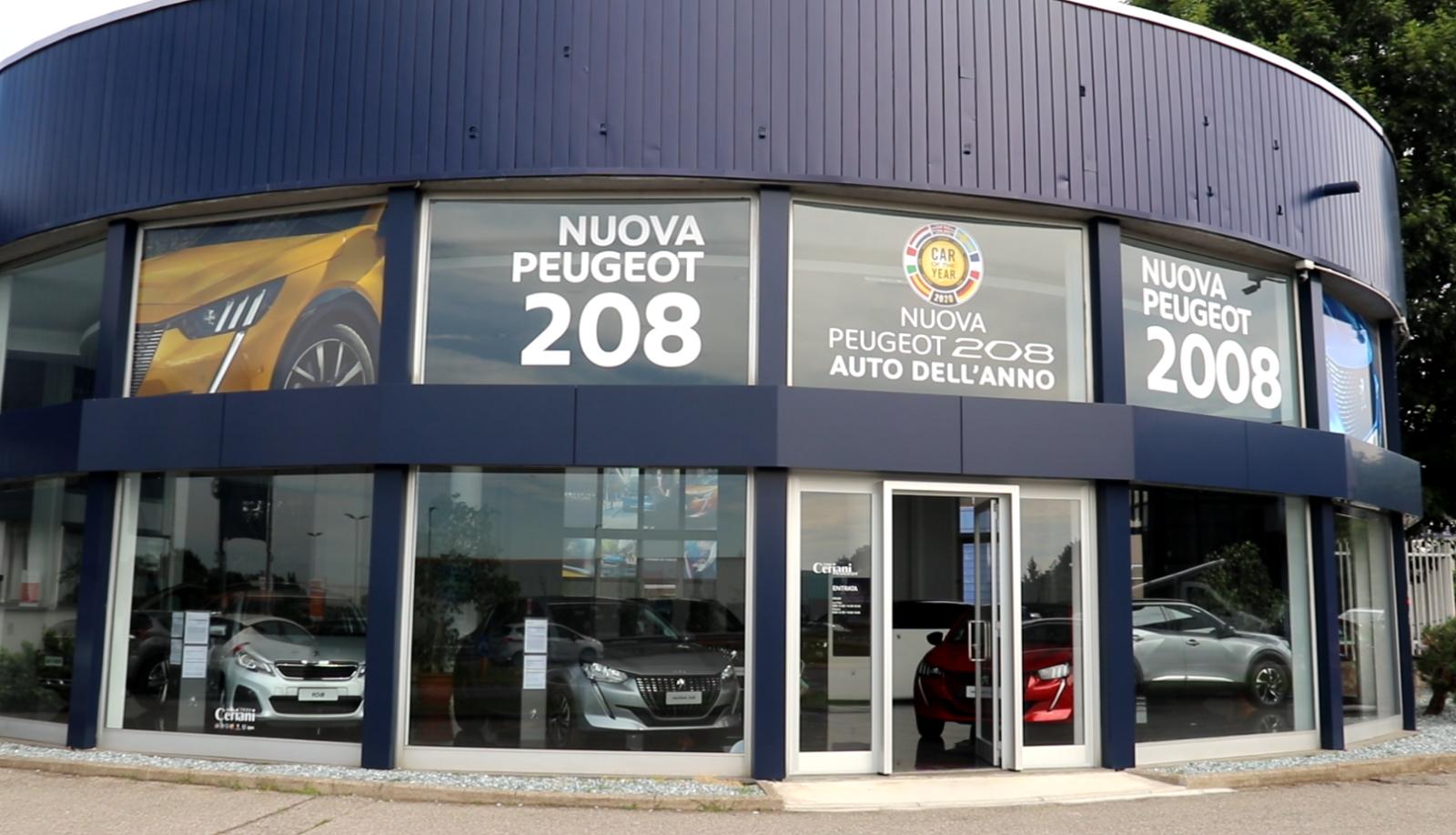 Peugeot Ceriani 2020