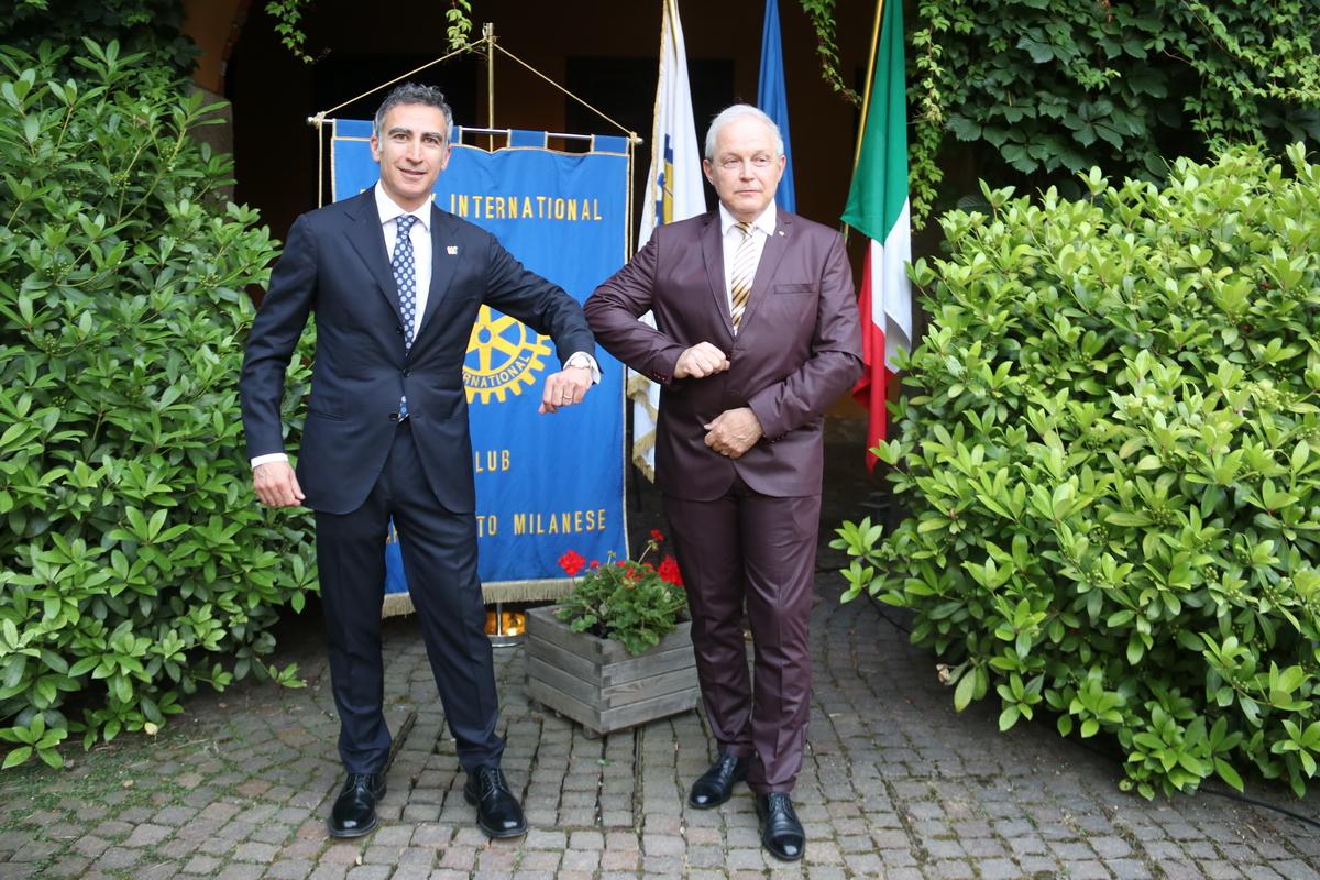 Rotary Club Parchi Altomilanese - Nucci Azario 04 - Sempione News