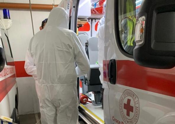 sanificazione ambulanze