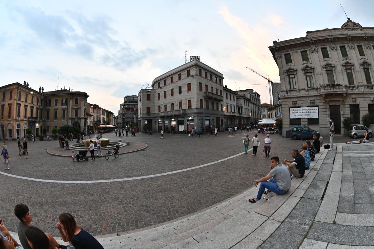 centro gallarate Notte bianca e musica Gallarate Dario Croci 17 luglio 2020 (15)