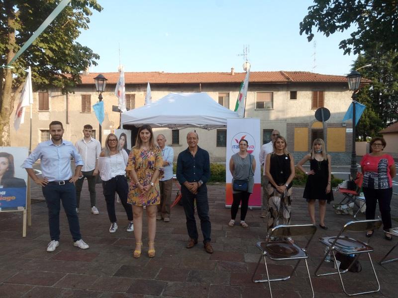presentazione lista Italia Viva - Sempione News (14)