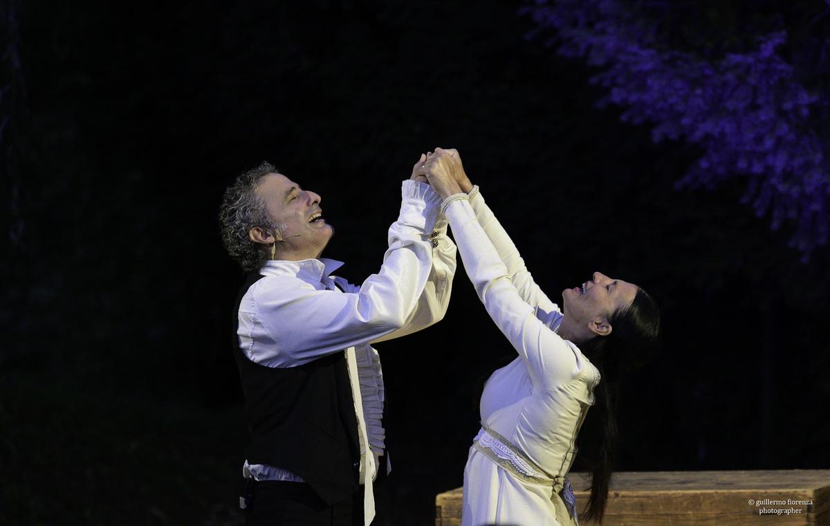 Romeo e Giulietta Silvia e Roberto Terra e Laghi foto di Guglielmo 04