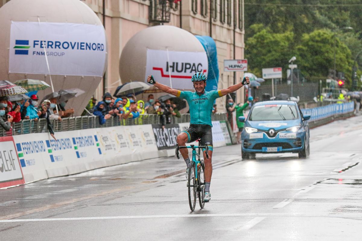 Grande Trittico Lombardo - Vittoria Gorka Izaguirre - Varese - Sempione News