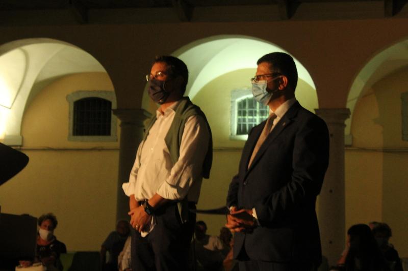 Per ricordare per ricominciare concerto Gallarate vittime Covid-19 Palazzo Broletto (21)