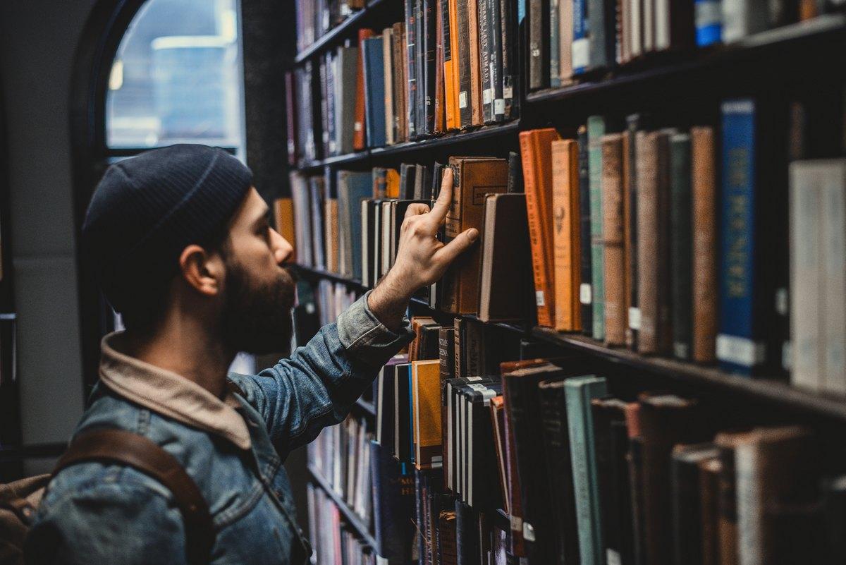 libri libreria libro