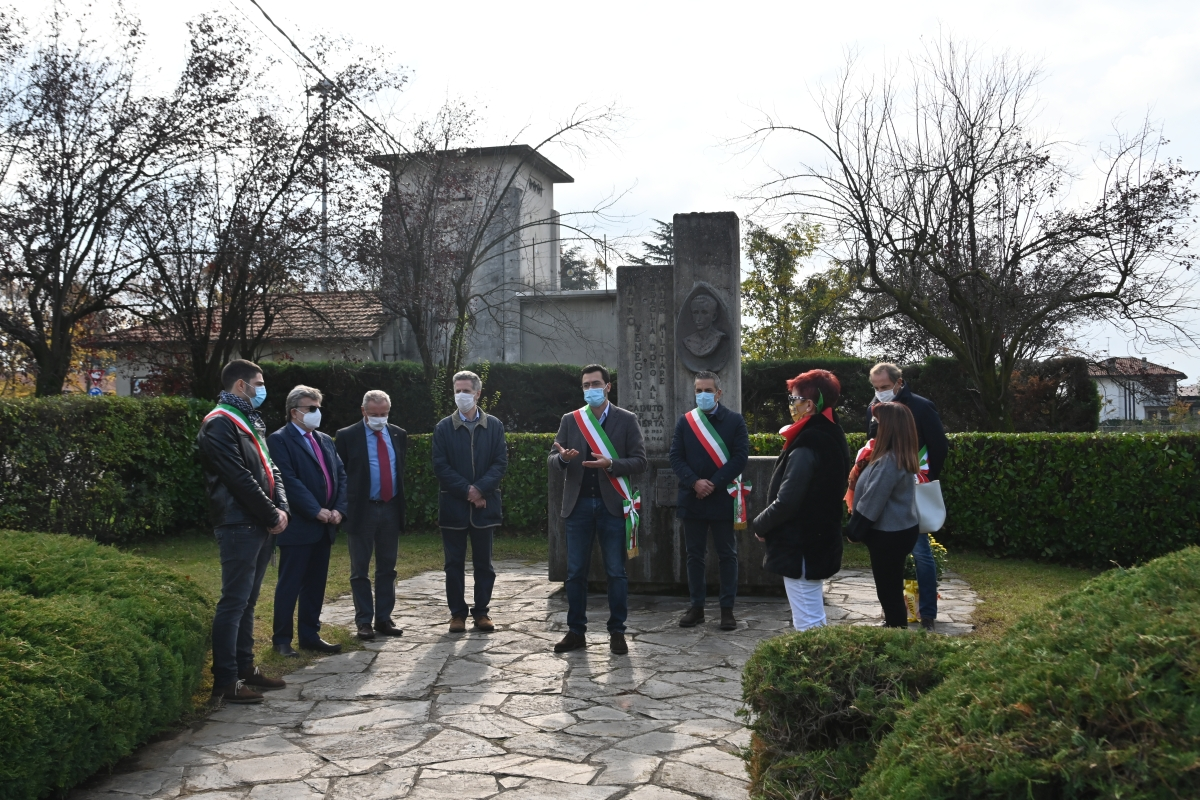 Commemorazione Mauro Venegoni foto di Dario Croci