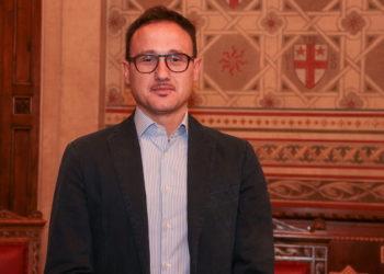 Legnano - Marco Bianchi, assessore Opere pubbliche – Decoro e arredo urbano – Gestione patrimonio comunale – ViabilitàRete verde e del Commercio – Mobilità e trasporti