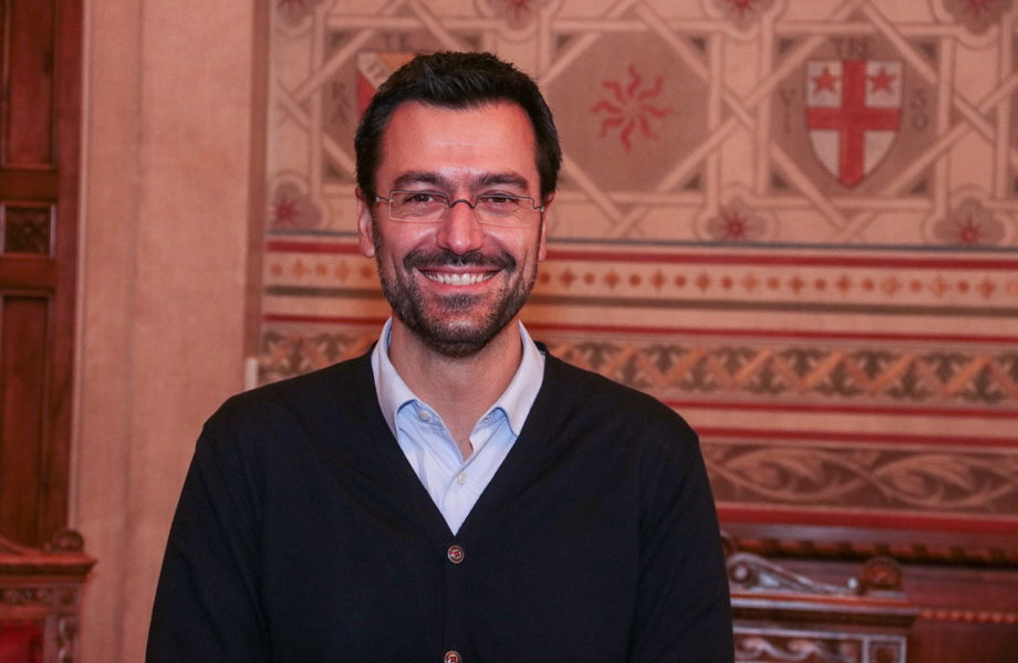 Lorenzo Radice, Sindaco di Legnano