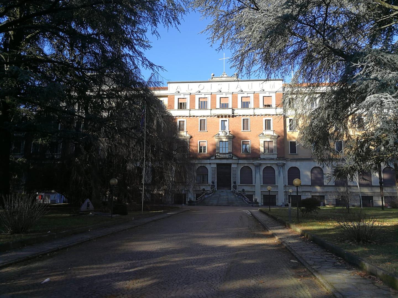 aloisianum gallarate casa per gesuiti anziani