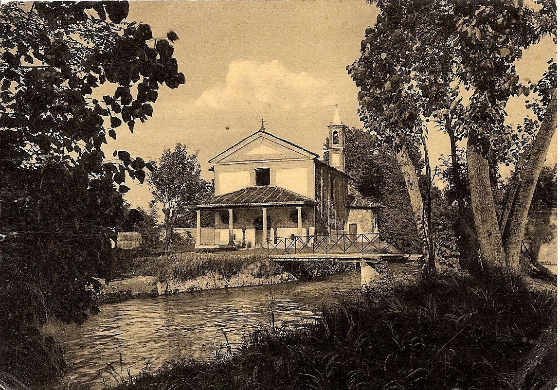 chiesa del Lazzaretto Nerviano