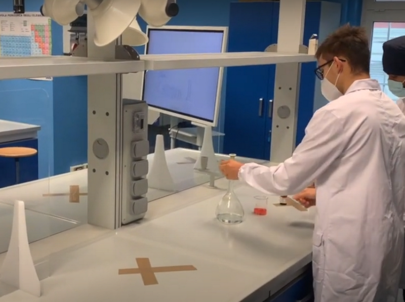 laboratori Istituto Bernocchi