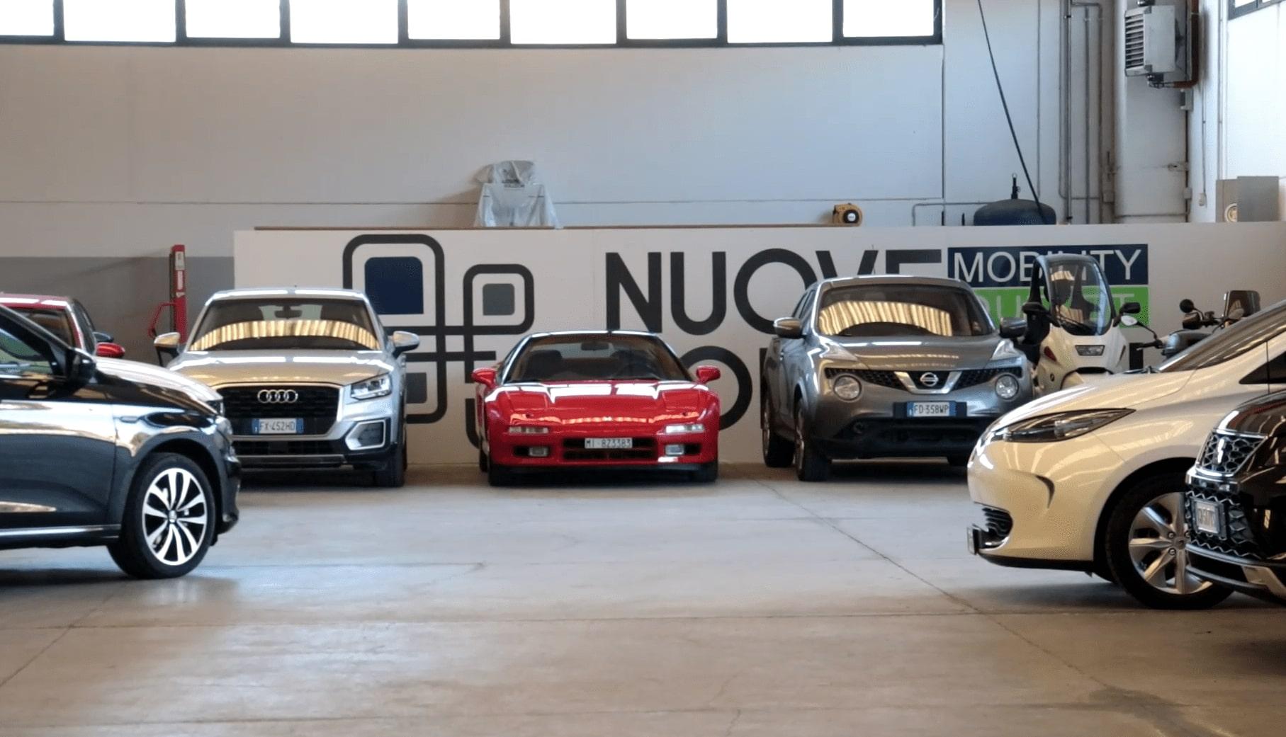 Nuove Soluzioni Auto Magnago