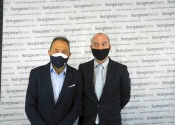 Paolo Ferrè Confcommercio Legnano - Paolo Ferrè e Diego Panigo (1)