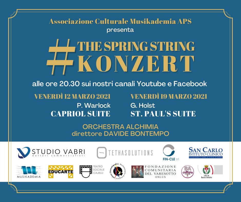 musikademia stagione sinfonica 2
