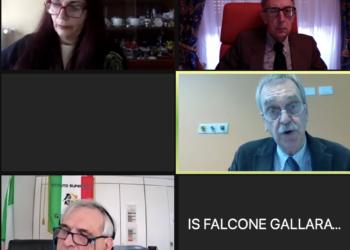 Giornata nazionale per ricordare le vittime del covid istituto falcone gallarate