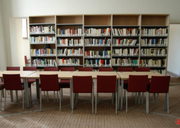 aula studio biblioteca di nerviano