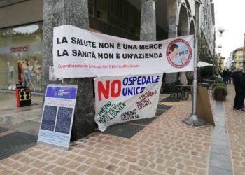 Comitato per il diritto alla salute in piazza