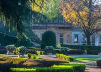 giardino storico villa litta 1
