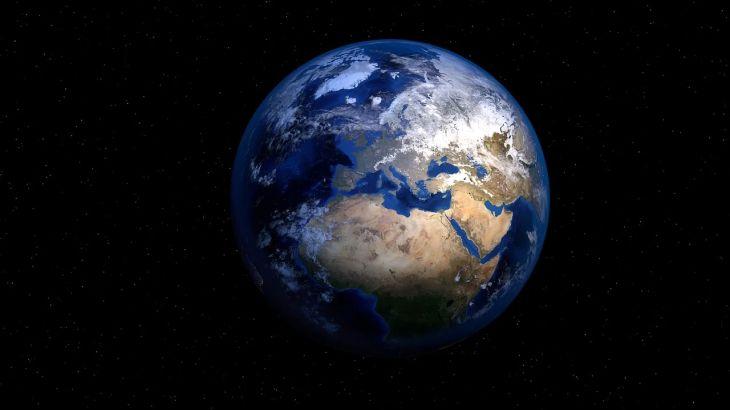Giornata della terra - mappamondo-pianeta