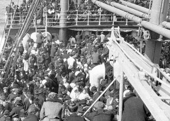 migranti italiani